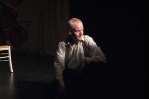 Christoph Schütz, Heilpraktiker, Tänzer